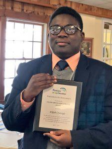 Elijah Oyenuga
